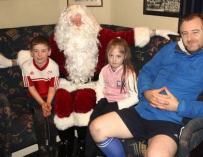 Christmas Family Day At Tralee Rugby Club